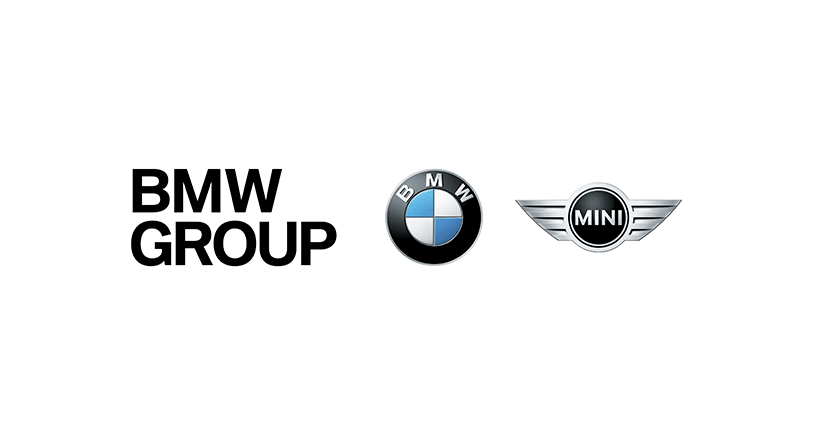 Logo of BMW Group