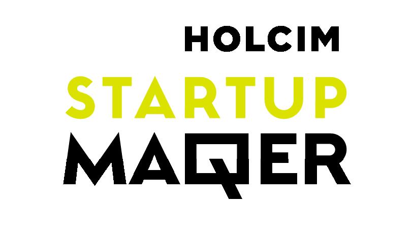 Logo - Holcim Startup MAQER